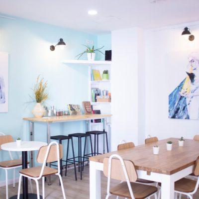 Perspectives cafe specialty coffee brunch in Granada