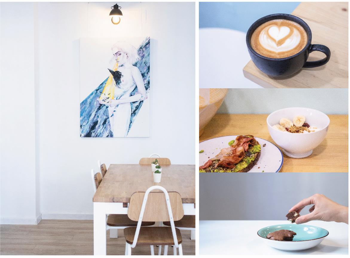 cafe de especialidad Granada